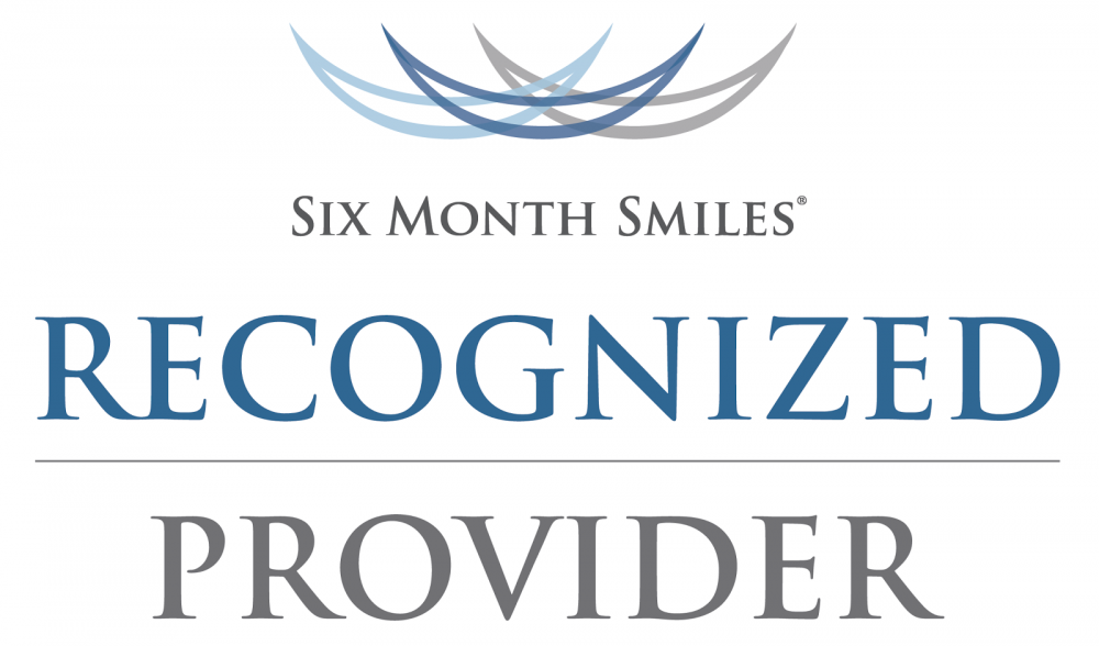 Six Month Smiles Recognized Provider Logo